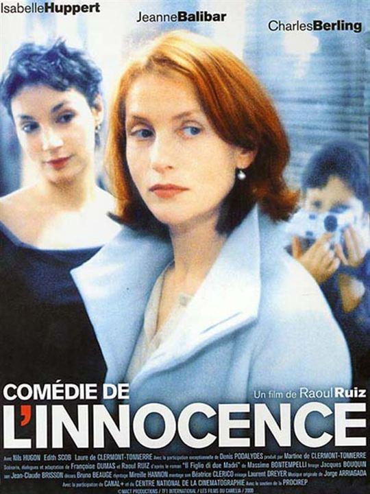 Comédie de l'innocence : affiche