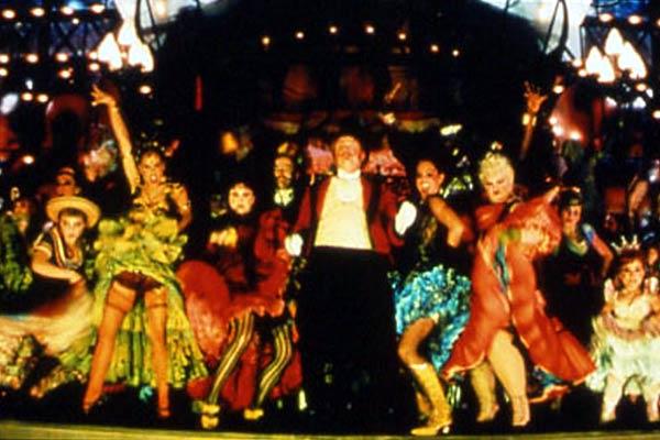 Photo Du Film Moulin Rouge !