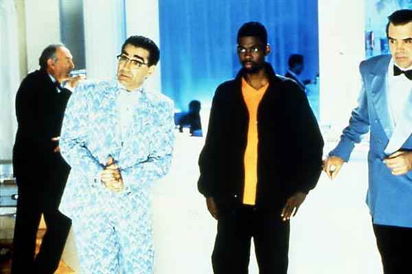 Les Pieds sur terre : Photo Chazz Palminteri, Chris Rock, Eugene Levy