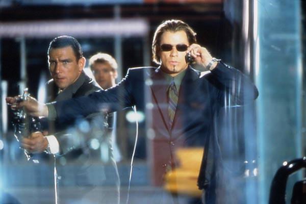 Opération Espadon : Photo Dominic Sena, John Travolta, Vinnie Jones