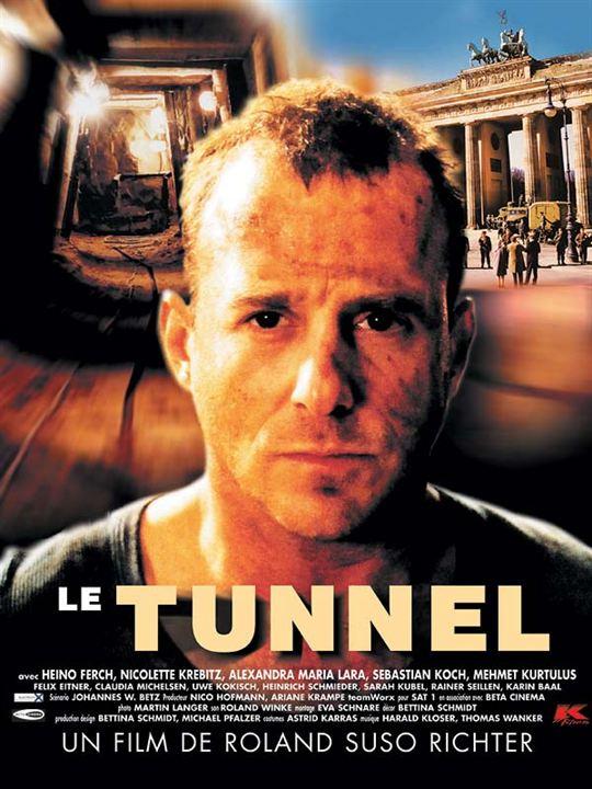 Le Tunnel : Affiche Heino Ferch, Roland Suso Richter