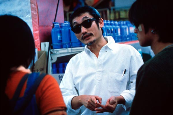 Time and tide : Photo Tsui Hark
