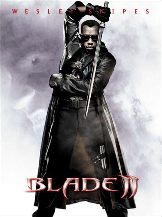Blade 2 : Affiche