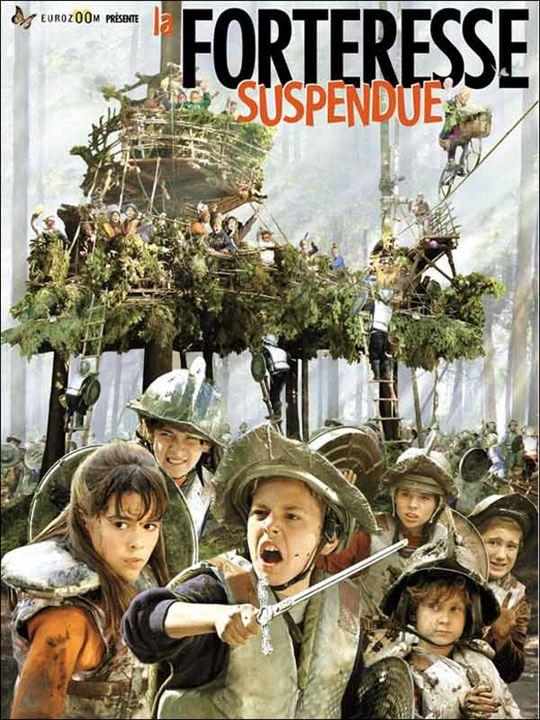 La Forteresse suspendue : Affiche Matthew Dupuis, Roger Cantin, Roxane Gaudette-Loiseau
