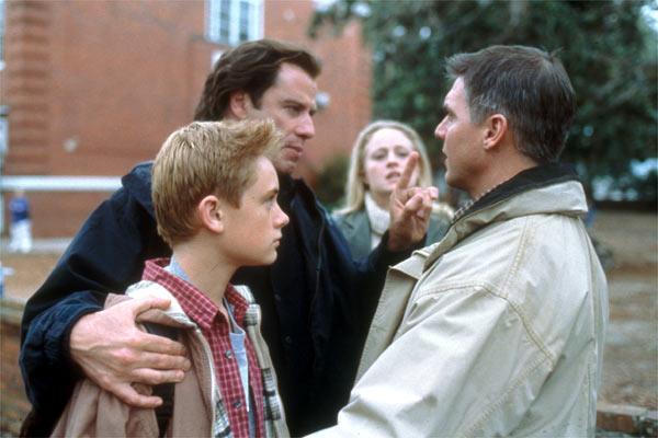 L'Intrus : Photo John Travolta, Matt O'Leary, Teri Polo