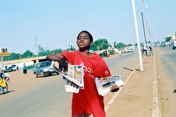 11'09''01 - September 11 : Photo Idrissa Ouedraogo