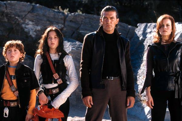 Spy kids 2 - espions en herbe : Photo Alexa PenaVega, Antonio Banderas, Carla Gugino, Daryl Sabara