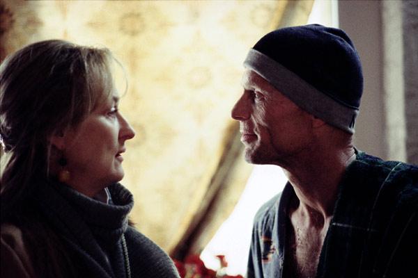 The Hours : Photo Ed Harris, Meryl Streep