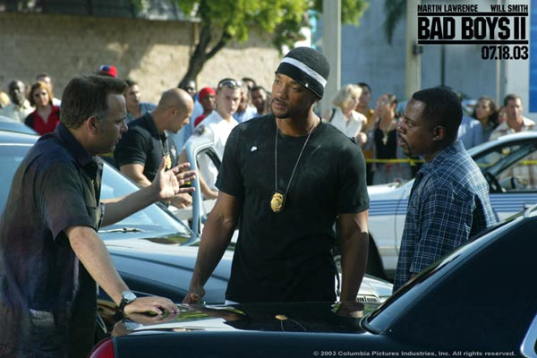 Bad Boys II : Photo Joe Pantoliano, Martin Lawrence, Will Smith