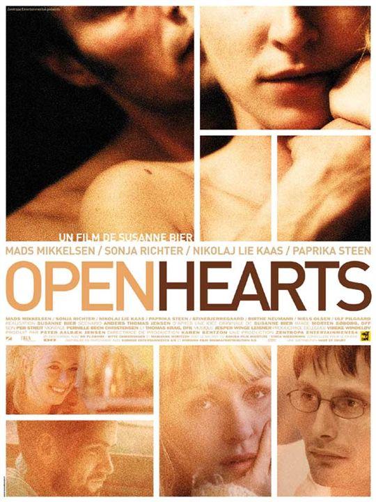 Open hearts : Affiche