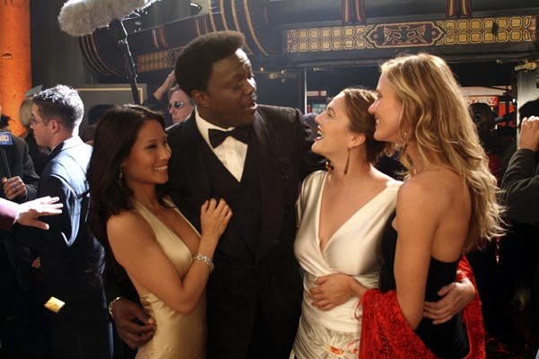 Charlie's Angels - les anges se déchaînent : Photo Bernie Mac, Cameron Diaz, Drew Barrymore, Lucy Liu
