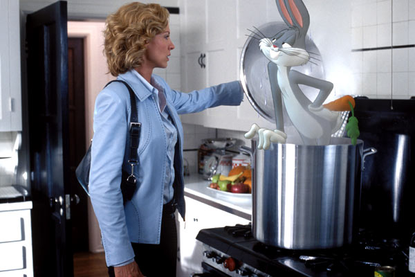 Les Looney Tunes passent à l'action : Photo Jenna Elfman