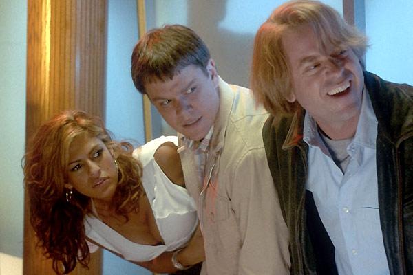 Deux en un : Photo Eva Mendes, Greg Kinnear, Mark Steilen, Matt Damon