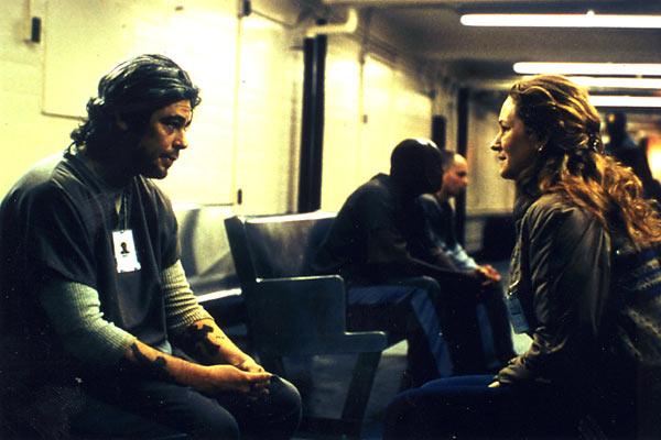 21 grammes : Photo Benicio Del Toro