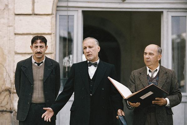 Les Choristes : Photo François Berléand, Gérard Jugnot, Kad Merad