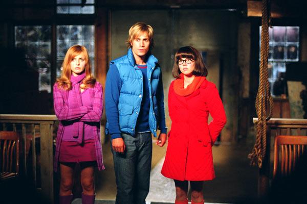 Scooby-Doo 2 : les monstres se déchaînent : Photo Freddie Prinze Jr., Linda Cardellini, Sarah Michelle Gellar