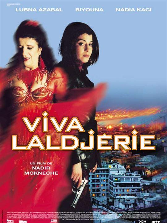 Viva Laldjérie : Affiche Biyouna, Nadir Moknèche