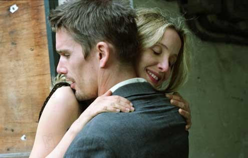 Before Sunset : Photo Ethan Hawke, Julie Delpy