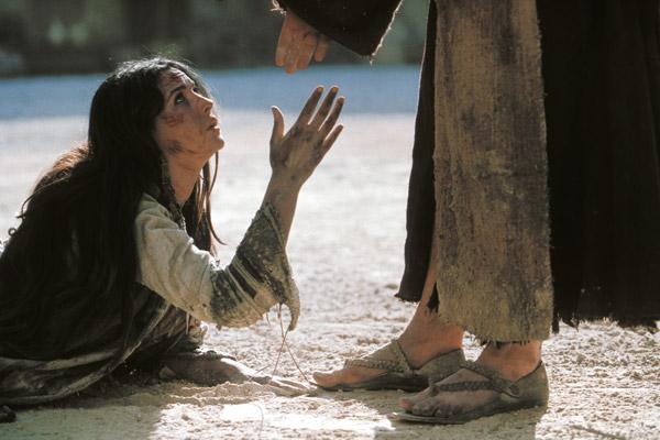 La Passion du Christ : Photo Mel Gibson, Monica Bellucci