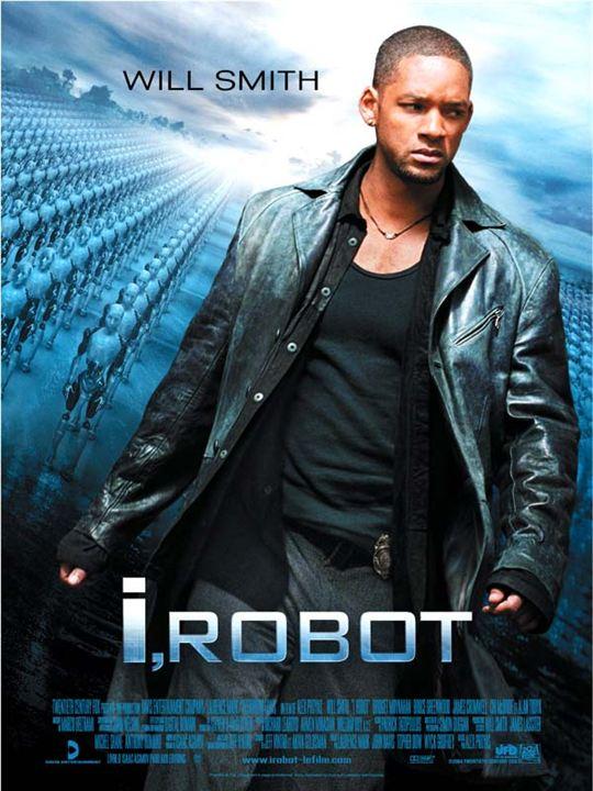 Affiche Du Film I Robot Affiche 1 Sur 2 Allocin