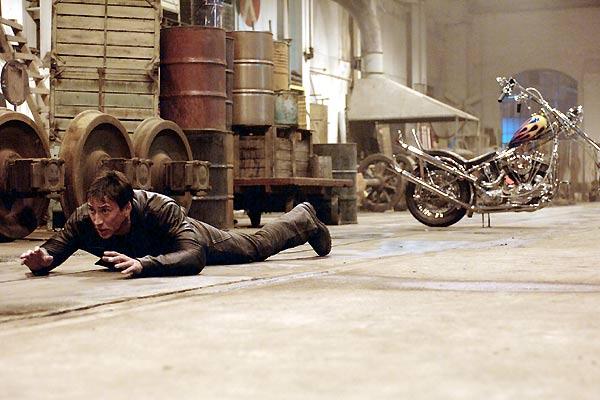 Ghost Rider : Photo Mark Steven Johnson, Nicolas Cage