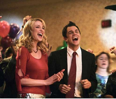 The Ringer : Photo Barry W. Blaustein, Johnny Knoxville, Katherine Heigl
