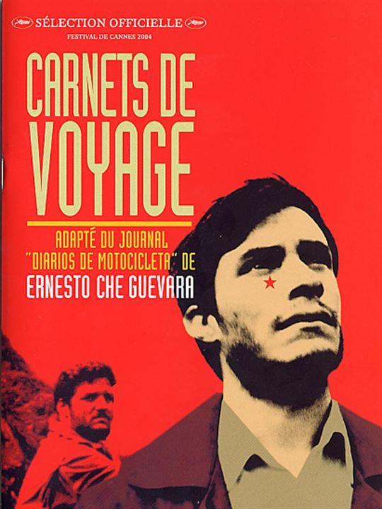 Carnets de voyage : Affiche Alberto Granado, Gael García Bernal, Walter Salles