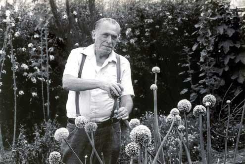 Bukowski : Photo Charles Bukowski, John Dullaghan