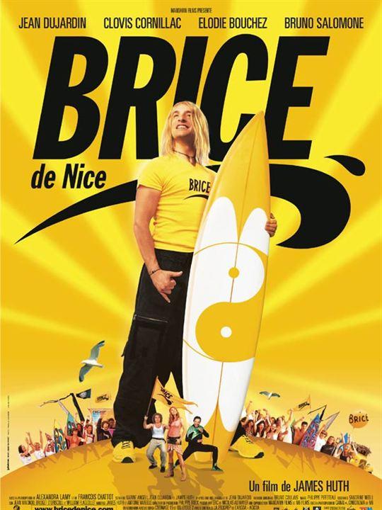 Brice de Nice : Affiche