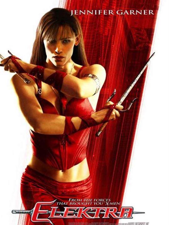 Elektra : Affiche