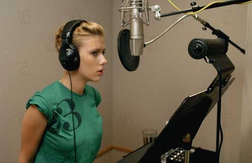 Bob l'éponge - Le film : Photo Scarlett Johansson, Stephen Hillenburg