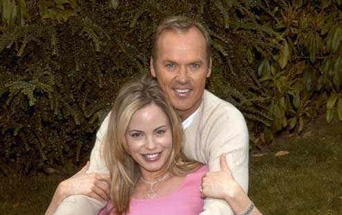 La Voix des morts : Photo Chandra West, Geoffrey Sax, Michael Keaton