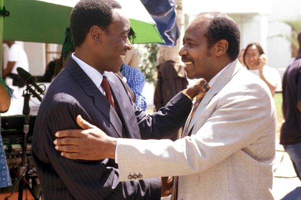 Hotel Rwanda : Photo Don Cheadle, Paul Rusesabagina