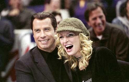 Be Cool : Photo John Travolta, Uma Thurman