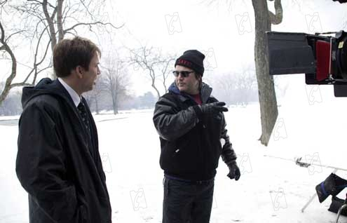 The Weather Man : Photo Gore Verbinski, Nicolas Cage