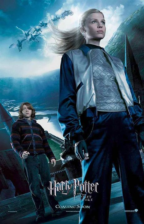 Affiche du film harry potter et la coupe de feu affiche 4 sur 26 allocin - Film harry potter et la coupe de feu ...