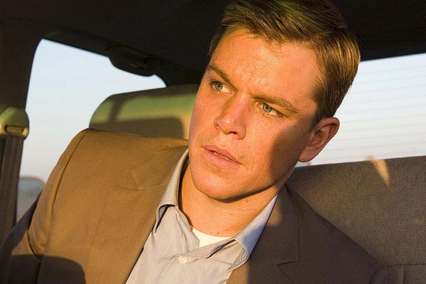 Syriana : Photo Matt Damon, Stephen Gaghan