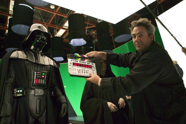 Star Wars : Episode III - La Revanche des Sith : Photo Hayden Christensen, Ian McDiarmid, Rick McCallum