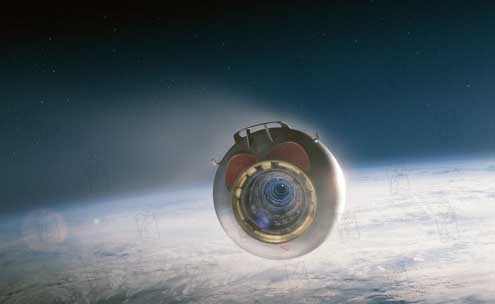 H2G2 : le guide du voyageur galactique : photo Garth Jennings