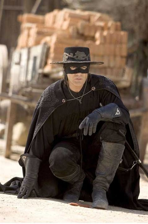 La Légende de Zorro : Photo Antonio Banderas