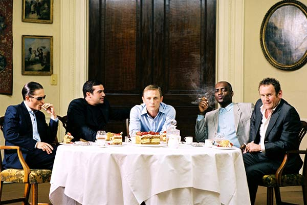Layer Cake : Photo Colm Meaney, Daniel Craig, Matthew Vaughn