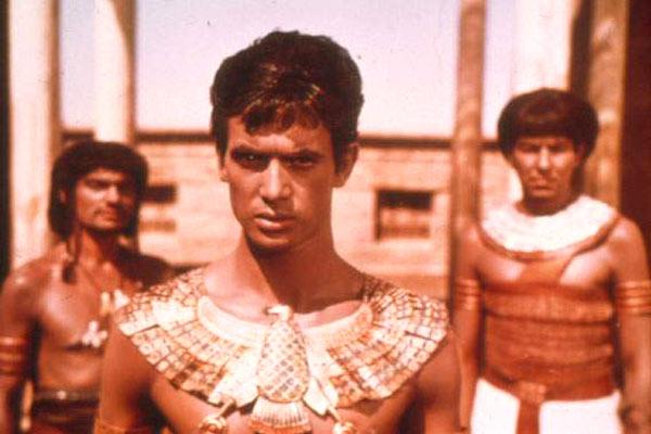 Pharaon : Photo Jerzy Kawalerowicz, Jerzy Zelnik