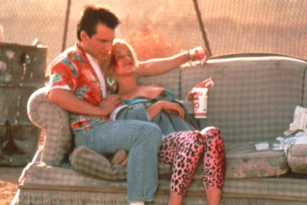 True Romance : Photo Christian Slater, Patricia Arquette