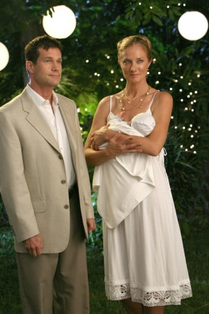 Nip/Tuck : Photo Dylan Walsh, Joely Richardson