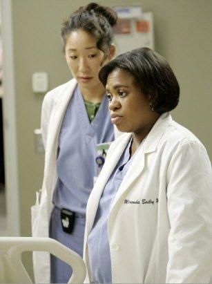 Grey's Anatomy : Photo Chandra Wilson, Sandra Oh