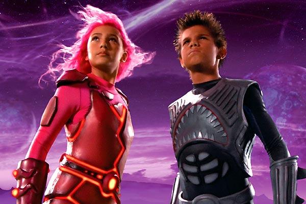 Les Aventures de Shark Boy et Lava Girl : Photo Taylor Dooley, Taylor Lautner