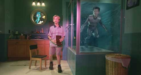 Les Aventures de Shark Boy et Lava Girl : Photo Cayden Boyd, Taylor Lautner