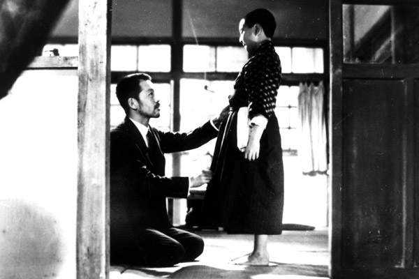 Il était un père : Photo Yasujirô Ozu