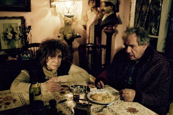 Nuit noire 2002 : Photo Claire Maurier, Daniel Colas, Michel Galabru