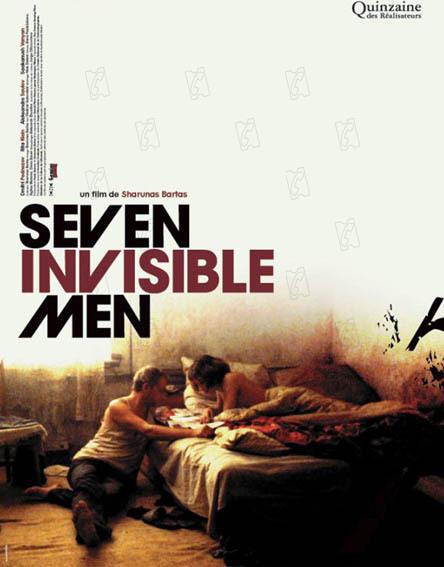Seven Invisible Men : Photo Sharunas Bartas